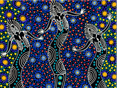 Dreamtime Sisters